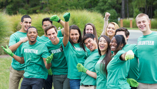 Want to continue community service and outreach at UNLV? Learn more about UNLVolunteers