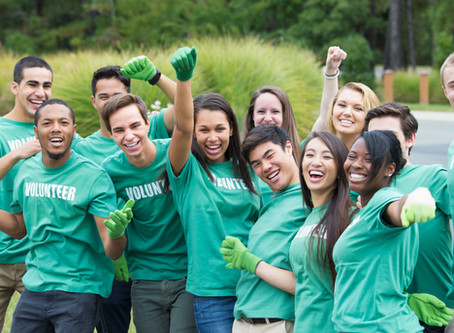 Engaging Your Corporate Volunteers: Words of Wisdom from Brian Rosenbaum