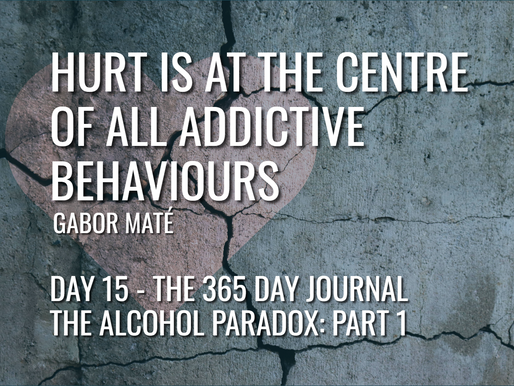 Day 15 – The Alcohol Paradox: Part 1