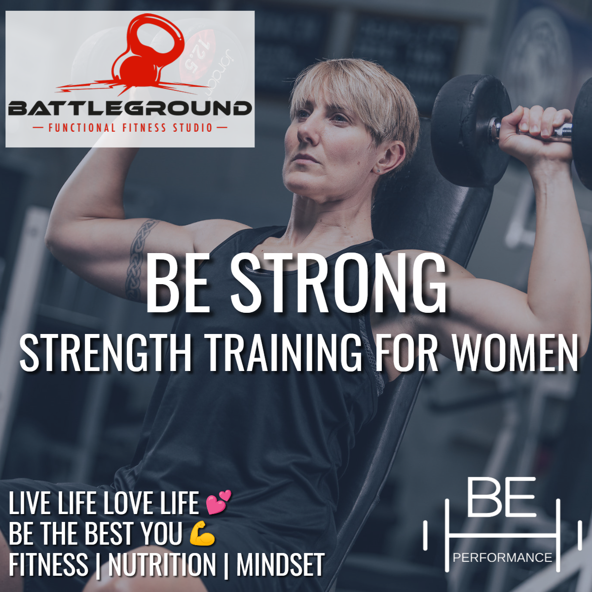 Be Strong - Strength Training for Women