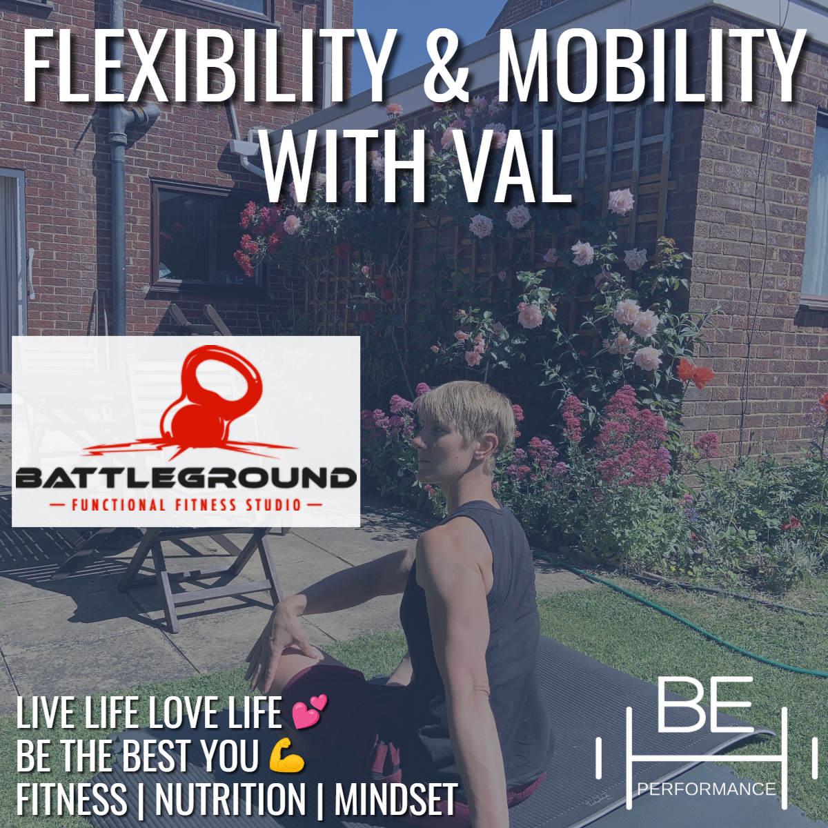 Flexibility & Mobility with Val