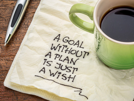 Goal Setting for Health & Well-Being!