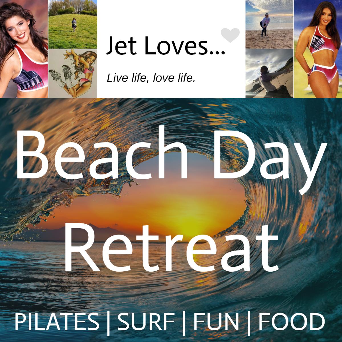 Women Together Beach Day Retreat