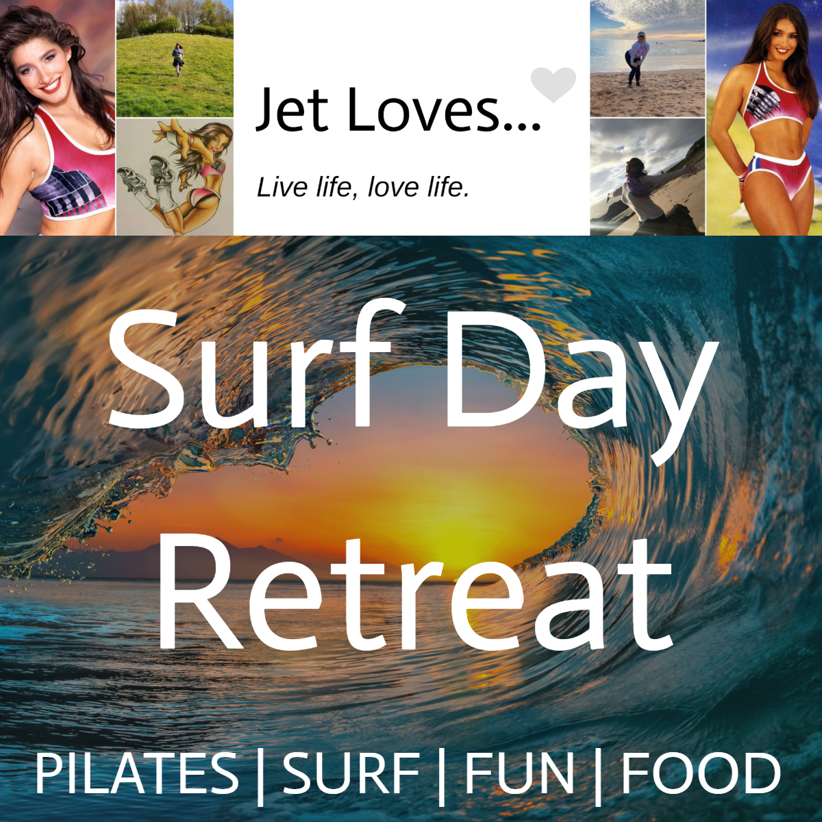 Women Together Surf Day Retreat