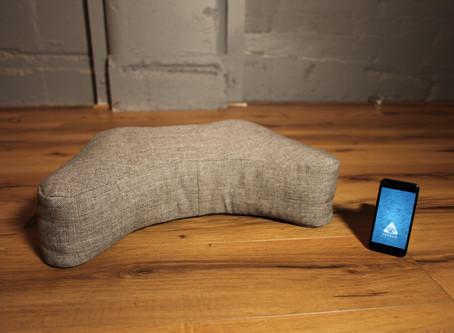 Benefits of Meditation and Using a Levels Cushion