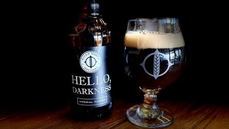 A UMS Collab & Hello, Darkness Release