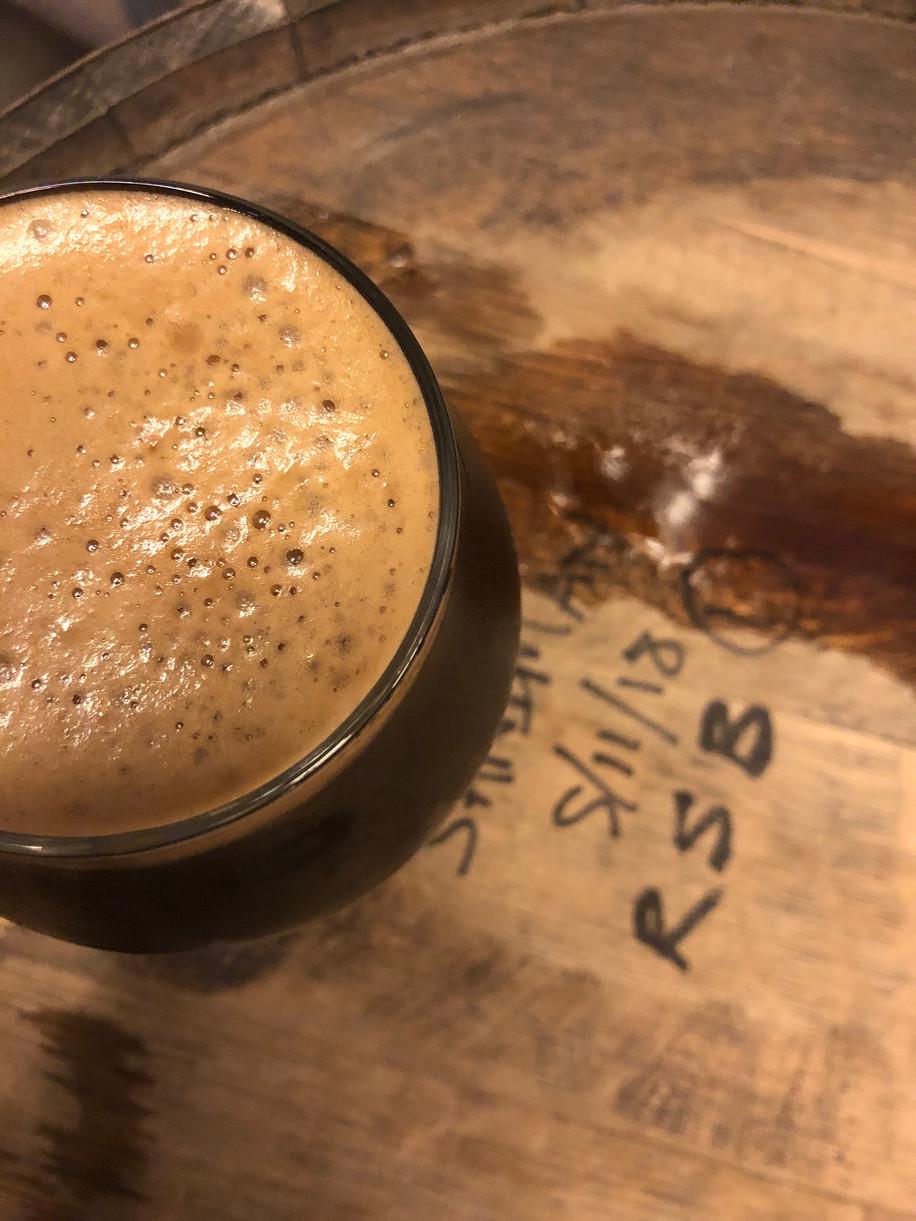 Beer Release: Vanilla Bourbon Mr. Sandman