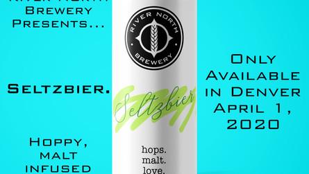Introducing a Hoppy, Malt-Infused Seltzer Line: Seltzbier