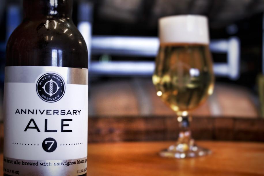 Anniversary Ale 7 Bottle Release
