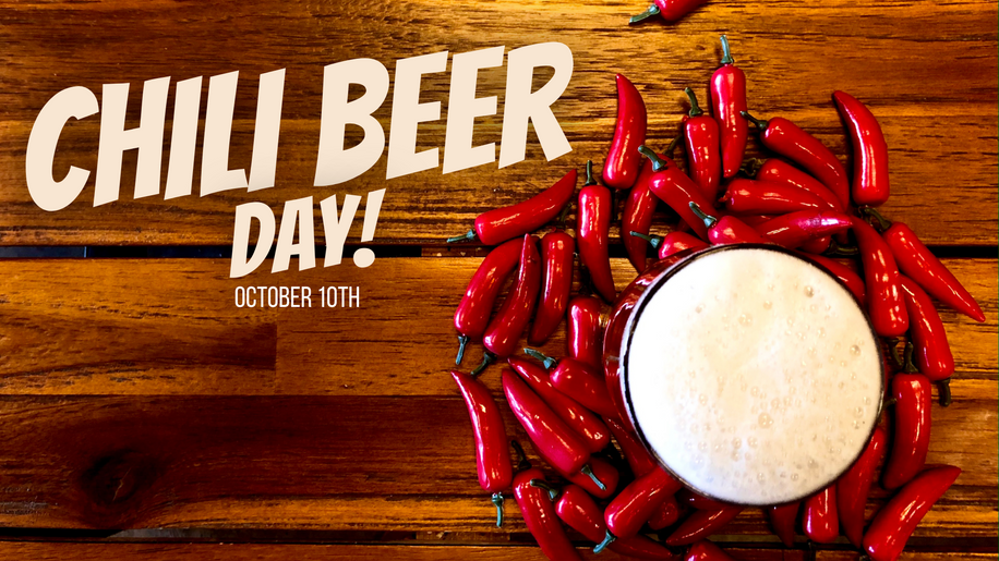 Chili Beer Fest 2020: Saturday, October 10th