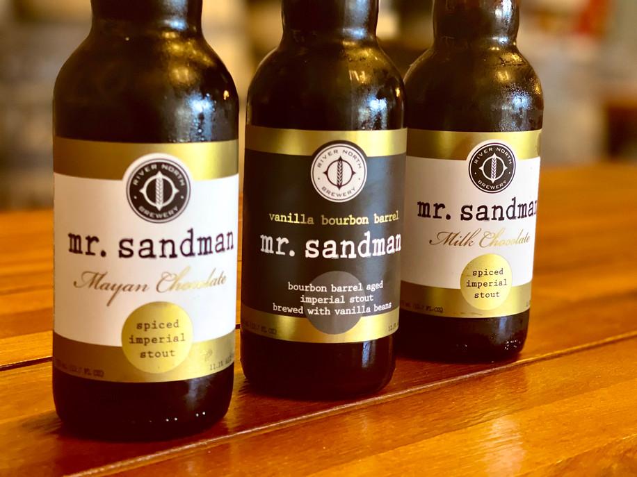 Three Mr. Sandman variants for CBC!