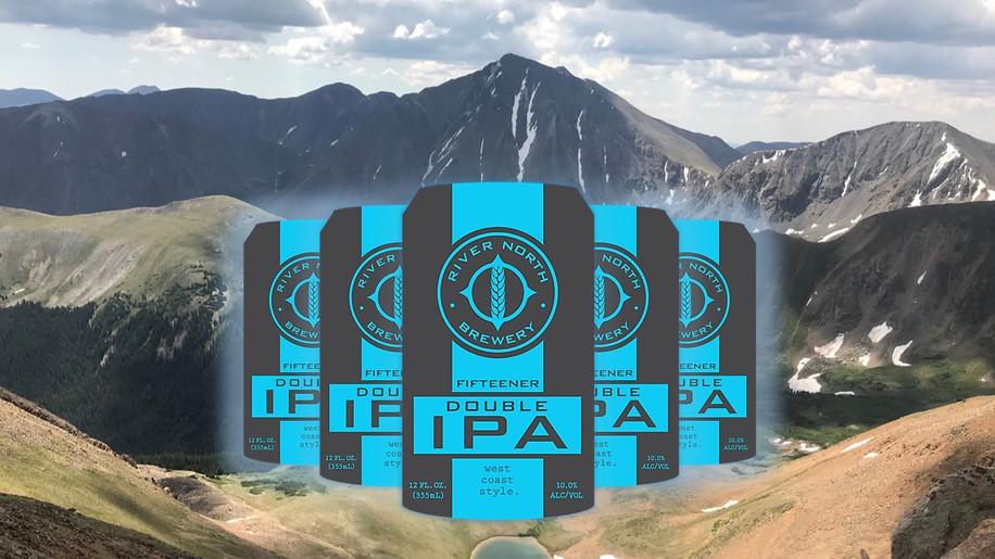 Fifteener Double IPA - The Next Adventure