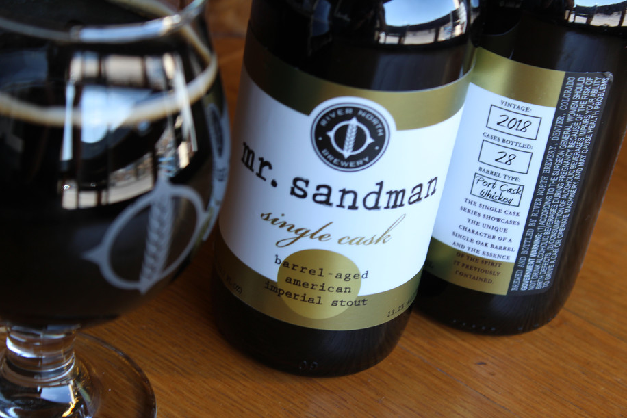 Single Cask Mr. Sandman: Port-Cask Whiskey