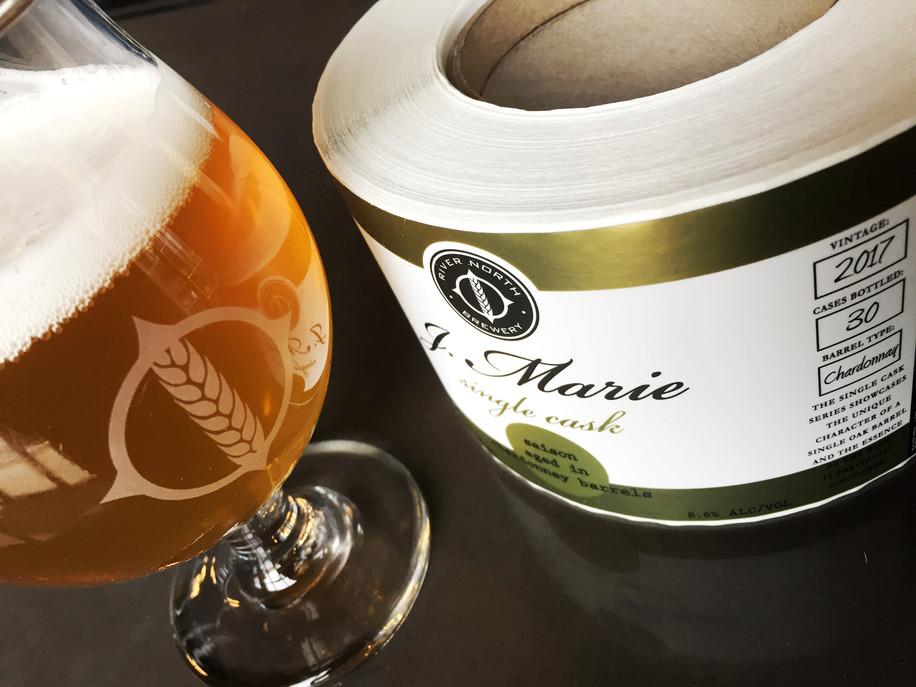 Single Cask J. Marie - Chardonnay