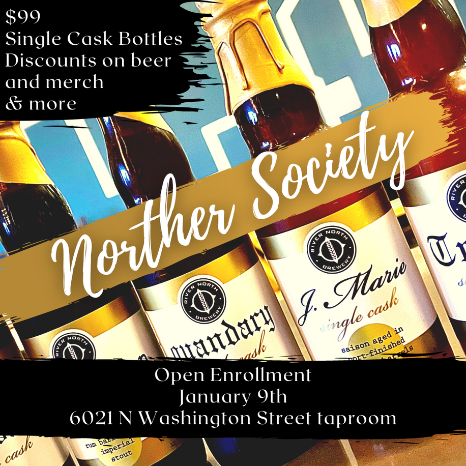 Open Enrollment for Norther Society Starts This Saturday, January 9th