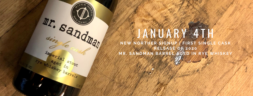 2020 Norther Society Open Enrollment and Bottle Release