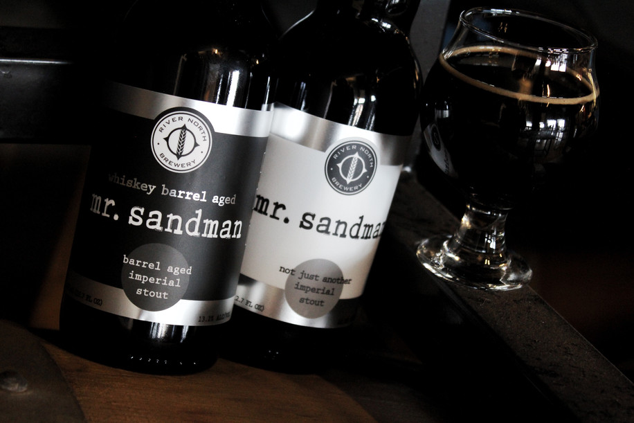 2018 Barrel Aged Mr. Sandman