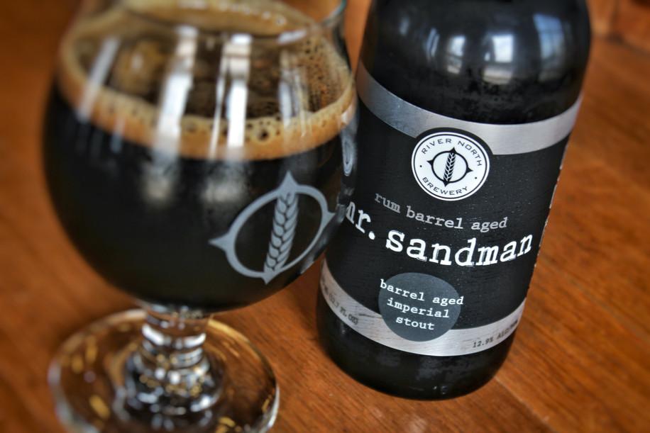 Rum Barrel Mr. Sandman