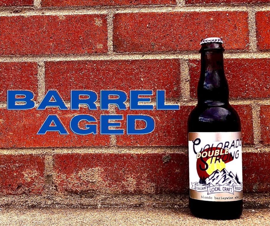 Barrel Aged Colorado Double Strong and a Social Media Photo Contest