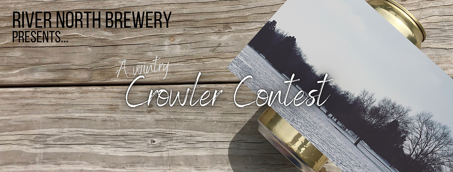 WEBSITERiver North Brewery Crowler Conte