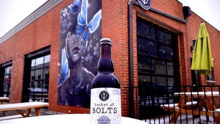 Bucket of Bolts: A Traditional English Style Barleywine
