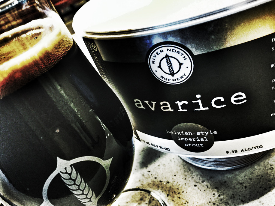 Avarice: a real seasonal beer.