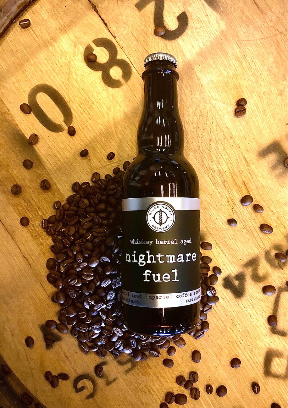 Nightmare Fuel Release: October 24th