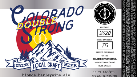 Colorado Double Strong Release: June 6th