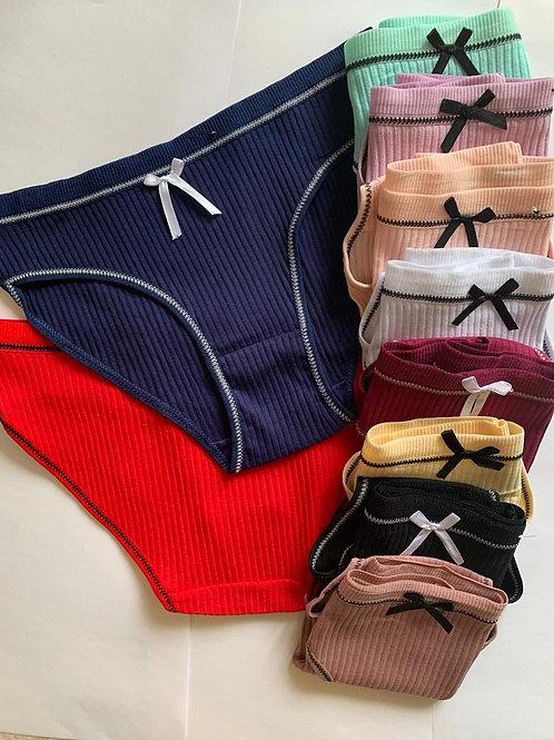 10 пар трусиков Bikini
