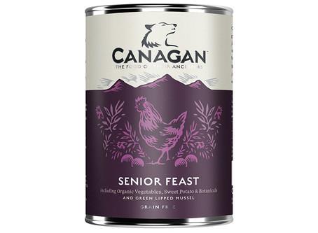 Canagan Senior Feast Wet Dog Food