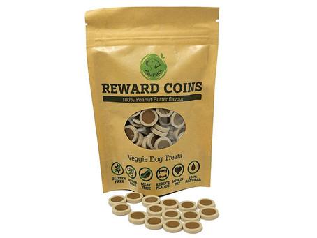 Miro & Makauri Peanut Butter Reward Coins