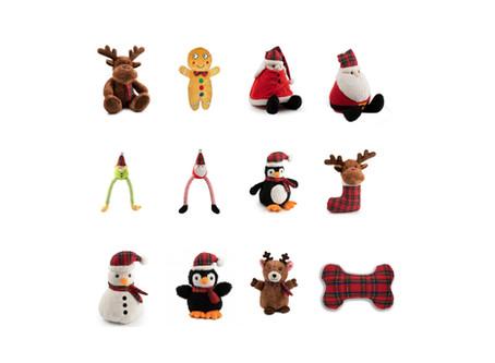 Ancol Christmas Toys