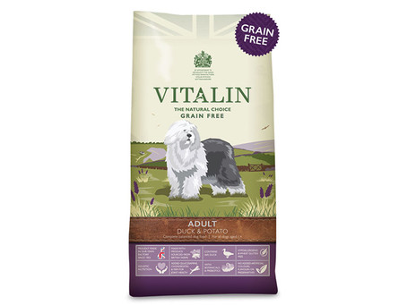 Vitalin Adult Duck & Potato