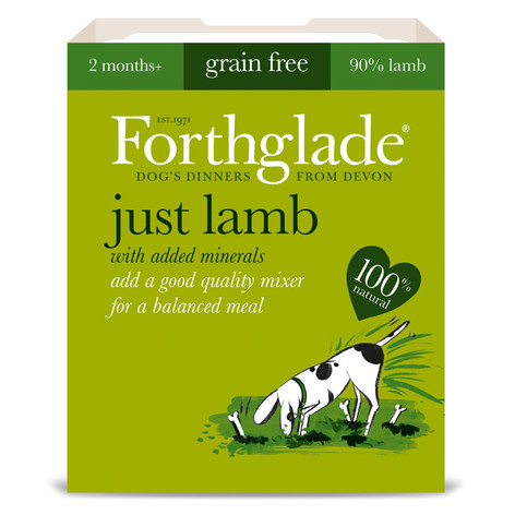 Forthglade Just Lamb