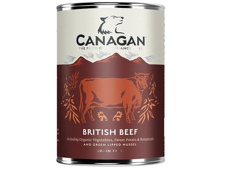 Canagan British Beef Wet Dog Food