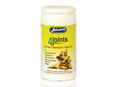 Johnsons 4Joints Tablets