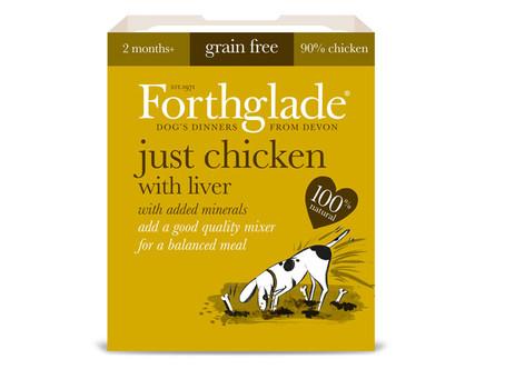 Forthglade Just 90% Wet Dog Food