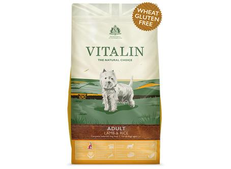 Vitalin Adult Lamb & Rice