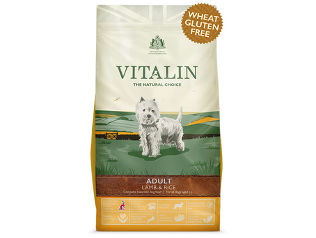 Vitalin Adult Lamb & Rice