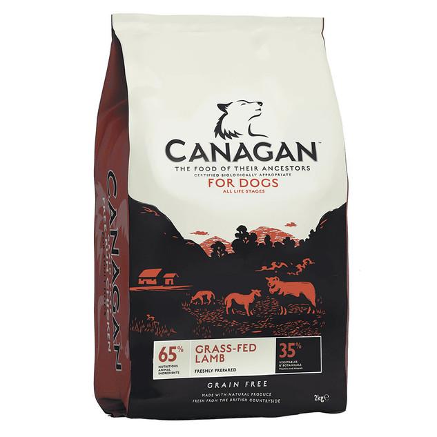 Canagan Dog Foods