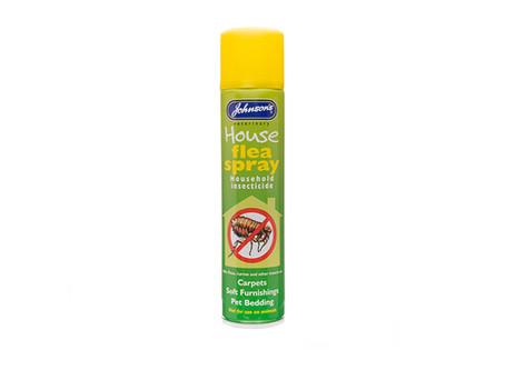 Johnsons Flea Spray 400ml