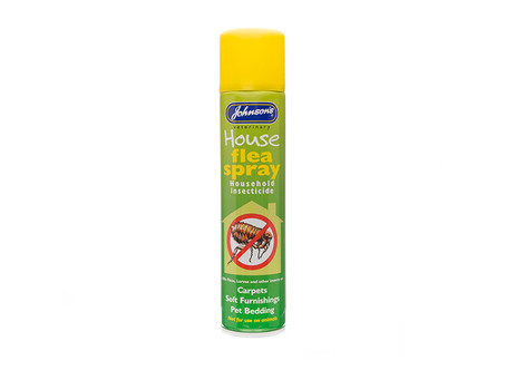 Johnsons Flea Spray 400ml