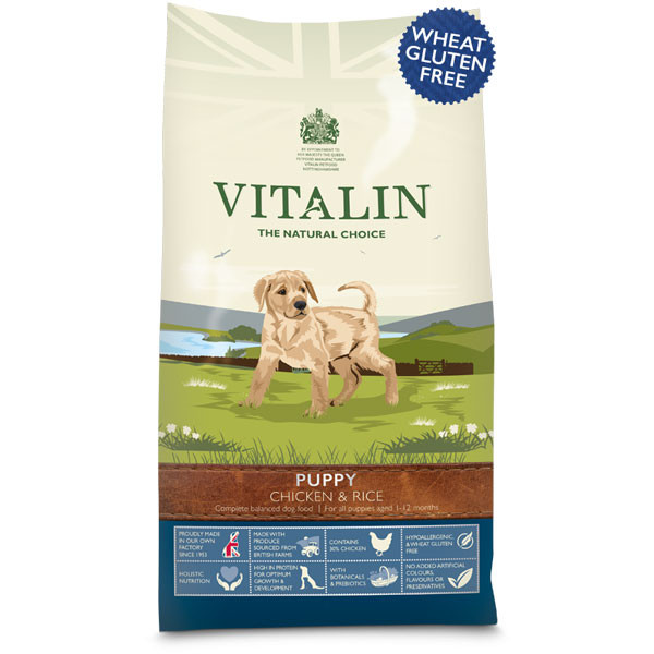 Vitalin Puppy