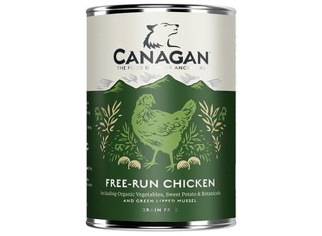 Canagan Free Run Chicken Wet Dog Food