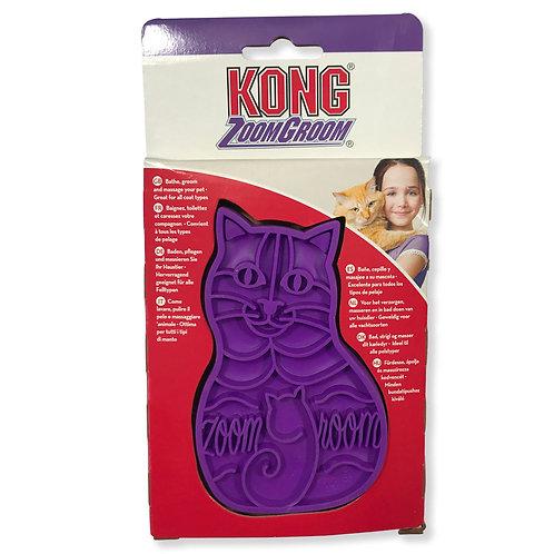 Kong ZoomGroom Cat Brush