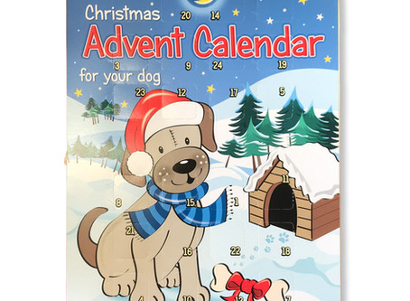 Advent Calendars for Dogs