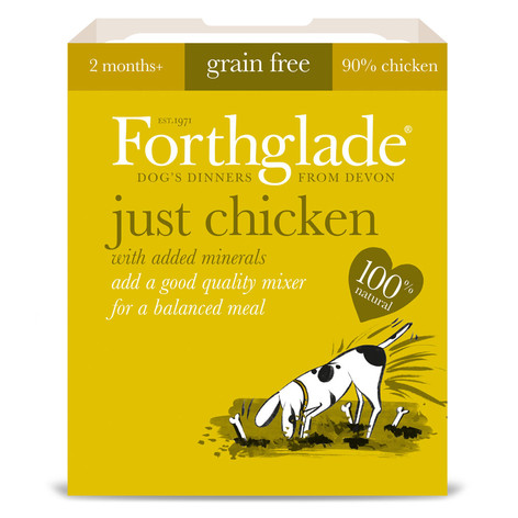 Forthglade Just Chicken