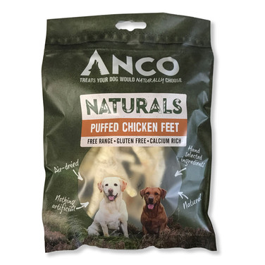 Anco Puffed Chicken Feet