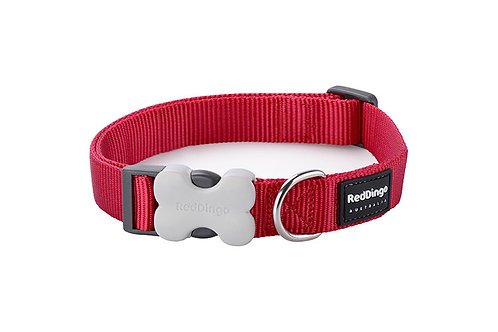 Red Dingo Classic Red Dog Collar