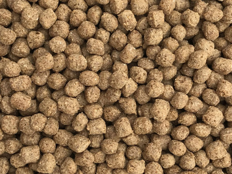 Wheatgerm Pond Pellets